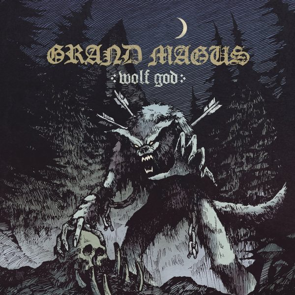 Grand Magus - Wolf God review